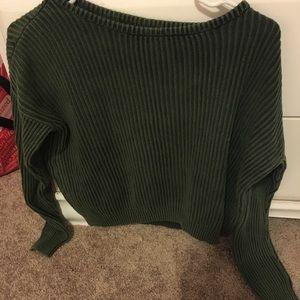 Sweaters - Green brandy Melville sweater